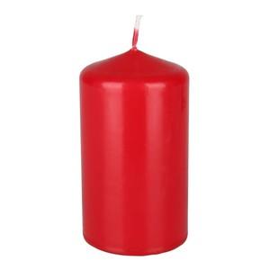 Duft Stumpenkerze, 11 cm, rot