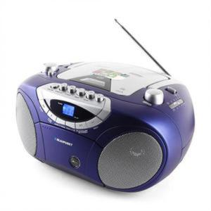 BLAUPUNKT Boombox mit CD-Player »B 3 PLL PK«