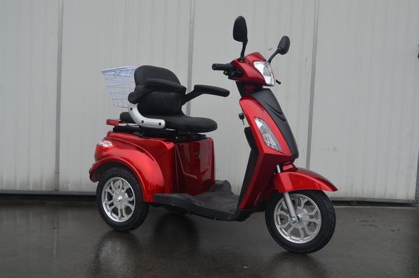 Eycos Best-Ager Trike