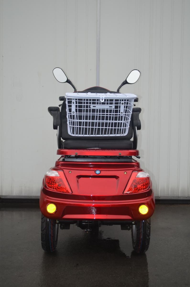 Bild 3 von Eycos Best-Ager Trike