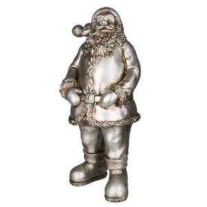 Deko Weihnachtsmann, Magnesium, 24 x 59 x 22 cm