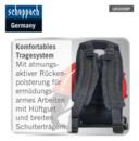 Bild 3 von Scheppach Backpack Laubbläser LB5200BP