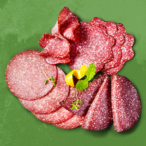 Bio Salami versch. Sorten, je 100 g