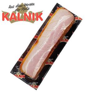Kalnik Schweinebauch pikant gegart, jede 250-g-SB-Packung