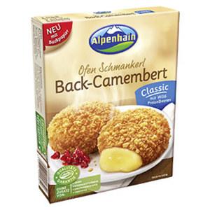 Alpenhain Ofen-Schmankerl Classic 45 % Fett i. Tr.,  jede 200-g-Packung