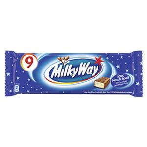 Balisto versch. Sorten, Milky Way oder Bounty jede 193,5/166,5/257-g- Packung