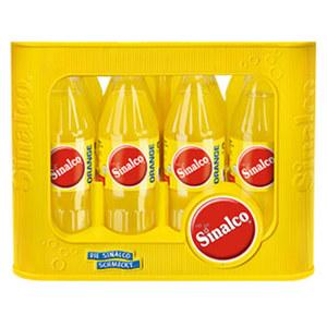 Sinalco Cola* oder Limonaden (*koffeinhaltig), versch. Sorten, 12 x 1 Liter
