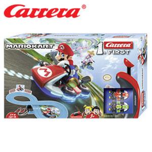 First Mario Kart Rennbahn ab 3 Jahren, Batteriebetrieben (o. Batterie)