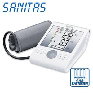 Blutdruckmessgerät SBM 22 • vollautom. Blutdruck- und Pulsmessung am Oberarm • Arrhythmie-Erkennung