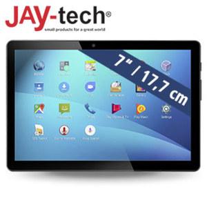 Multimedia-Tablet-PC TXTE7D  · Quad Core Prozessor (bis zu 1,3 GHz) · 2 Kameras · microSD™-Slot bis zu 32 GB · Android™ 6.0