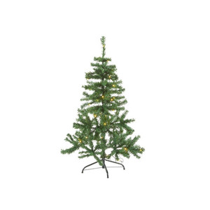 ProVida Weihnachtsbaum mit 60 LEDs 1,2 m