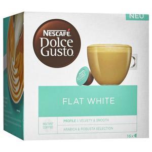 Nescafé Dolce Gusto Kapseln ´´Flat White´´ 2.56 EUR/100 g