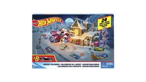 Mattel - Hot Wheels - Adventskalender 2018