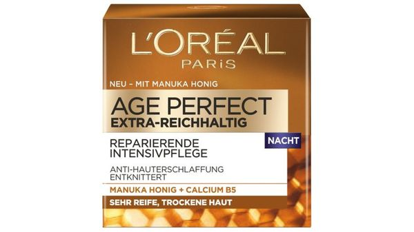 L'ORÉAL PARIS Age Perfect Extra-Reichhaltig Reparierende Intensivpflege Nacht