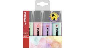 STABILO Textmarker BOSS ORIGINAL Pastel