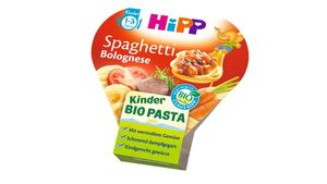 HiPP Kinder-Bio-Pasta - Spaghetti Bolognese