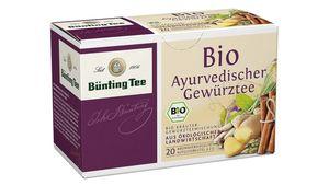 Bünting Tee Bio-Ayurvedischer Gewürztee