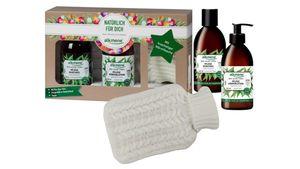 alkmene Kraft der Heilpflanzen Geschenkset Kuschel-Wärmflasche