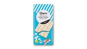 BIO Veganz Weiße Rice Choc Kokos-Flakes