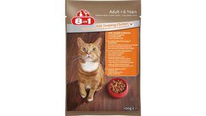 8in1 Katzennassfutter Huhn in Sauce