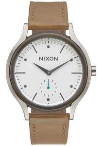 Nixon Sala Lthr - Uhr für Damen - Beige