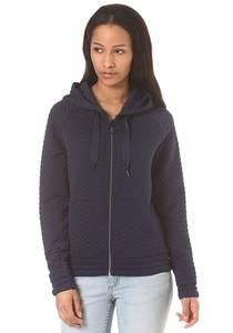 Bench 3-D Stitched - Kapuzenjacke für Damen - Blau