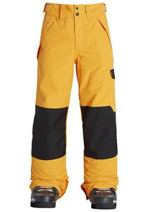 Billabong Score Snowboardhose - Orange
