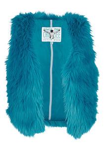 Chiemsee Orla - Weste für Damen - Blau