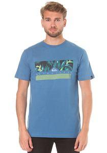 Quiksilver Jungle Box - T-Shirt für Herren - Blau