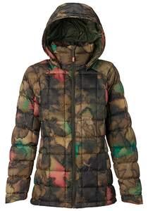 Burton Ak Baker Down - Outdoorjacke für Damen - Camouflage