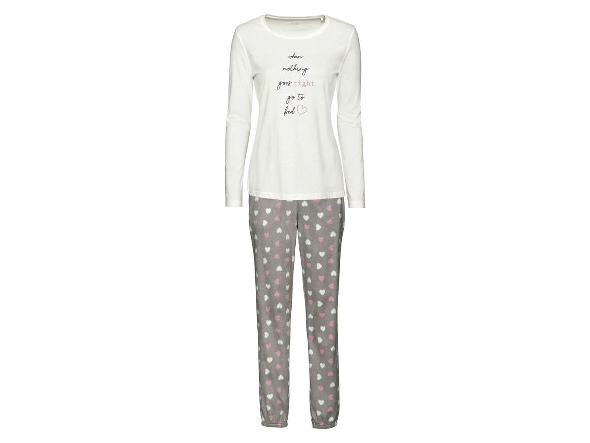 Bild 2 von ESMARA® Lingerie Damen Pyjama