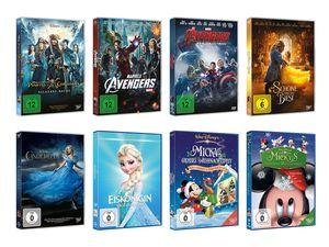 DVD Filme Disney, MARVEL