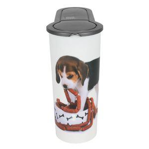 E&K Futterdose 4,2 Liter Hund