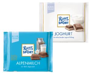 Ritter Sport Bunte Vielfalt Schokolade