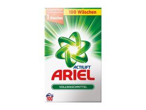 Ariel Pulver 100 Wäschen