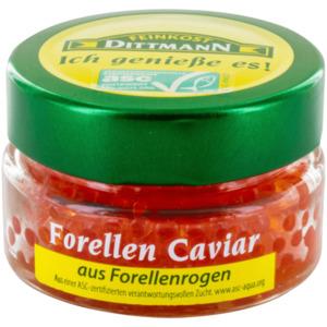 Feinkost Dittmann Forellen-Caviar 50g