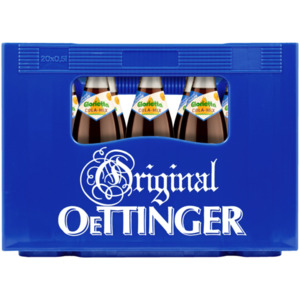 Original Oettinger Glorietta Cola-Mix 20x0,5l