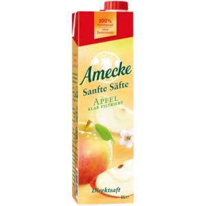 Amecke Sanfte Säfte Apfel 1l