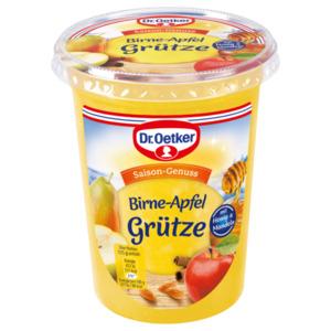Dr. Oetker Saison-Genuss Birne-Apfel Grütze 500g