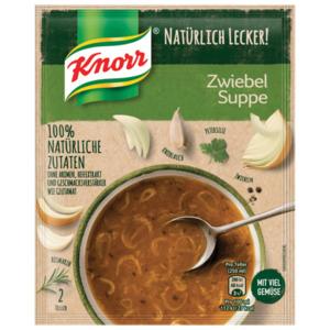Knorr natürlich Zwiebelsuppe 500ml
