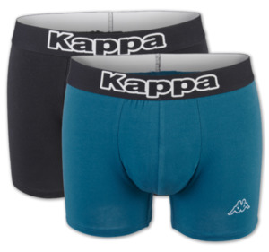 KAPPA 2er-Packung Herren-Retroshorts