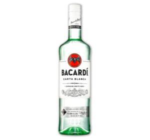 BACARDI Carta Blanca Superior Rum