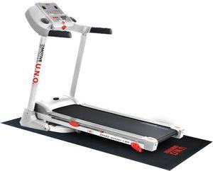 Motive Fitness by U.N.O. Laufband Speed Master 1.8M weiß/silber inkl. Schutzmatte