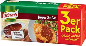 Knorr Jäger Sauce ergibt 3 x 250 ml