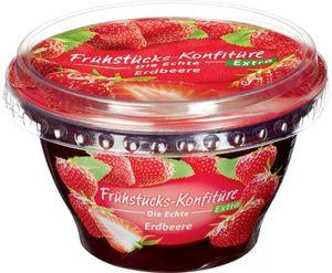 Frühstücks-Konfitüre Erdbeere 200 g
