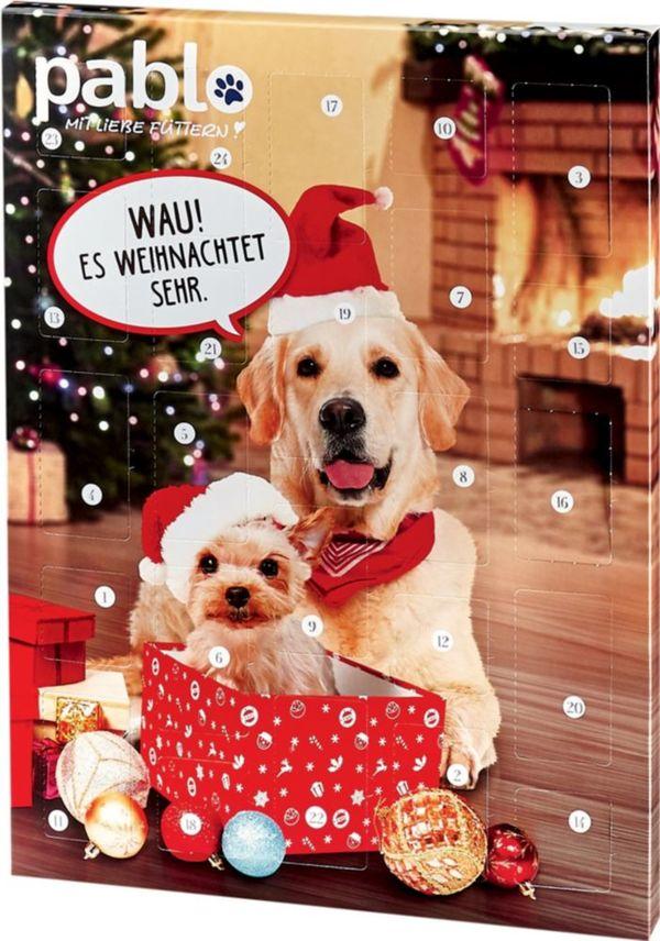 Weihnachtskalender Netto.Pablo Adventskalender Für Hunde