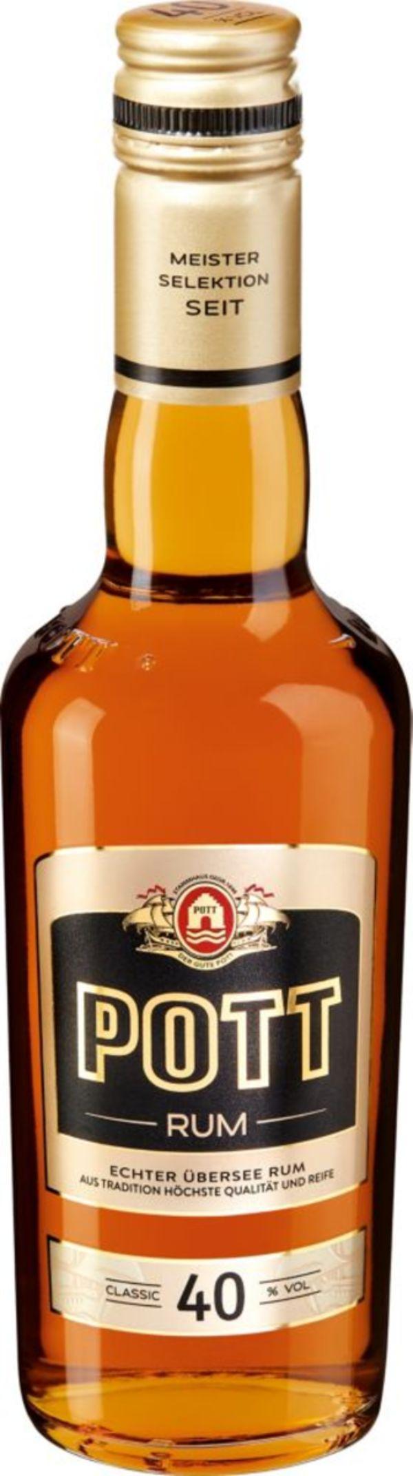 Pott Rum 40%