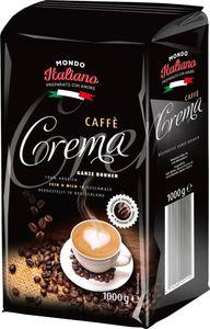 Mondo Italiano Caffe Crema ganze Bohnen 1 kg