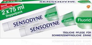 Sensodyne Fluorid 2x75ml