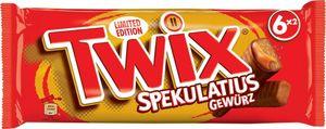 Twix Spekulatius 6Pack 276g